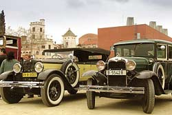 XVI Llotja de Vehicles Clàssics i Motos Antigues