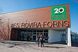 Portes Obertes INS Rovira-Forns
