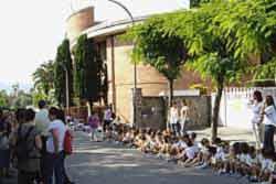 3a Xocolatada Solidària - Col·legi Sagrada Família
