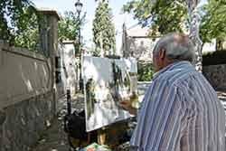XXX Concurs de Pintura Ràpida de Santiga