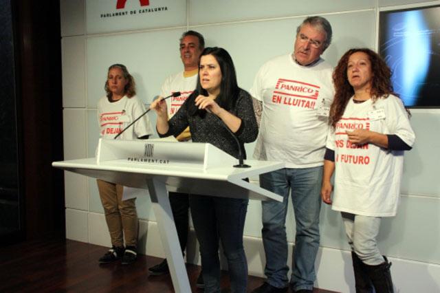 Treballadors de panrico denuncien la generalitat davant l for Oficina antifrau