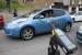 Els vehicles elèctrics van generar un 75% de soroll menys que els de combustible durant la prova realitzada aquest dissabte
