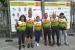 Tres membres del CESP participen en la sisena Ultra Andaina, una prova de 100 quilòmetres