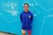 Bona actuació de la perpetuenca Helena Romera en el Campionat de Catalunya de natació infantil