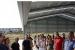 Entra en servei la nova pista poliesportiva de l'avinguda de Girona