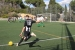 El primer equip de la UCF Santa Perpètua va merèixer la victòria al camp del Turó de la Peira (1-1)