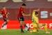 Quarta internacionalitat de Gerard Moreno amb la selecció espanyola absoluta