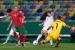 Gerard Moreno juga el seu cinquè partit amb Espanya