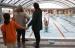 Comença l'activitat esportiva a la piscina municipal