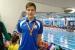 Sergi Castells, bronze en els 50 lliures del Campionat d'Espanya d'Hivern júnior