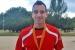 Marc Tort, subcampió de Catalunya veterà en pista coberta de 1.500 metres