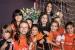 Laura Vicente rep l'homenatge de Santa Perpètua pel campionat del món d'hoquei patins