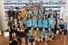 Júlia Luis, campiona d'Espanya de natació amb la selecció catalana aleví