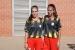 Paula Jiménez i Ariadna Mingueza disputaran el Campionat d'Espanya de la categoria sub-16