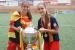 Paula Jiménez i Ariadna Mingueza, campiones d'Espanya