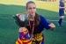 Ariadna Mingueza, campiona de Catalunya juvenil-cadet amb el FC Barcelona