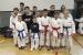 L'Escola de karate Senshi Dojo va aconseguir vuit podis en el Campionat de Catalunya infantil de karate