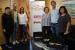 Bimbo dona tres saxòfons a l'EMA per al projecte 'Venta't'