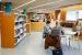 La Biblioteca Municipal ofereix aules d'estudi fins el 16 de gener