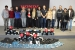 Honda dona material esportiu per al projecte 'Correm junts' d'Asperpol
