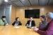 L'Ajuntament es reuneix amb el conseller comarcal de Territori i Medi Ambient, Carles Rodríguez