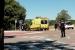 Un conductor dona positiu per alcoholèmia després de patir un accident a la rotonda del bosc Soldevila