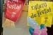 Els diners de les banderoles de la Festa Major es destinaran al Banc dels Aliments