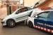 Policia Local i Mossos d'Esquadra detenen un home, amb dues armes de foc, després d'una persecució