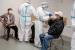El cribratge massiu detecta set positius entre gairebé 5.500 test d'antígens realitzats