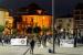 Concentració de la plataforma UCFR contra l'entrada de Vox al Parlament de Catalunya