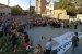 Centenars de perpetuencs es concentren per rebutjar les càrregues policials de l'1 d'Octubre