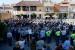 Centenars de persones es concentren per rebutjar l'empresonament dels presidents d'Òmnium i l'ANC