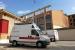 Una unitat mòbil controla la contaminació atmosfèrica a la plaça del Mercat