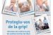 Comença la campanya de vacunació contra la grip