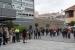Concentració en defensa de les institucions catalanes i la cohesió social
