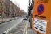 La Policia Local recorda la prohibició d'estacionar el diumenge en el recorregut dels Tres Tombs