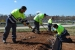 S'inicia un nou pla d'ocupació que dona feina a onze veïns del municipi durant sis mesos