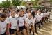 Un miler d'alumnes participen en el 13è Cros Mare Isabel del Col·legi Sagrada Família