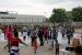 La pluja desllueix la 21 Festa de la Primavera de l'AMPA Santa Perpètua