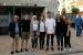 Cinc alumnes de Santa Perpètua reben el reconeixement pels seus treballs de recerca