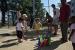 La Festa del barri de la Creueta ha tingut temàtica hippy