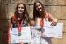 Dues alumnes de l'INS Rovira-Forns premiades en el concurs literari de Coca-Cola
