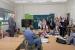 El conseller d'Ensenyament anuncia la transformació d'Els Aigüerols en institut escola
