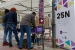 Igualtat ha instal·lat aquest matí una parada informativa amb motiu del 25N al passeig de la Florida