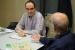 L'equip del Síndic rep vuit queixes i tres consultes durant la seva visita a Santa Perpètua