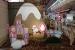 Decoració nadalenca i butlletes rasca al Mercat Municipal