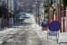Comencen els treballs d'asfaltat de sis carrers de La Florida que seran de plataforma única