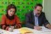 ICV Santa Perpètua defensa la postura de Catalunya Si Que es Pot durant la investidura de Carles Puigdemont