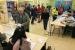 Els col·legis electorals registren cues des de primera hora del matí