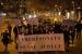 Unes 300 persones demanen la llibertat dels Jordis tres mesos després del seu empresonament